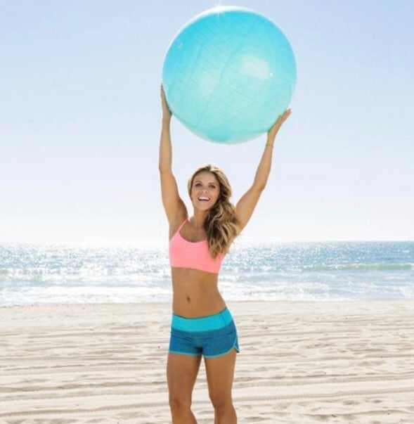 Tone Fitness Ball