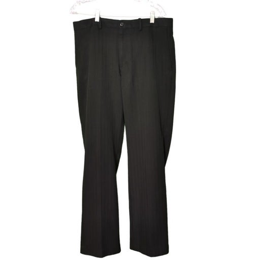 Cubavera Black Golf Dress Pants 34x32