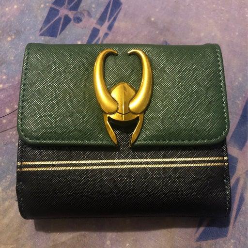 NWOT Loungefly Loki Wallet