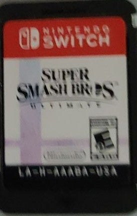 Super Smash Bros. Ultimate on Nintendo S