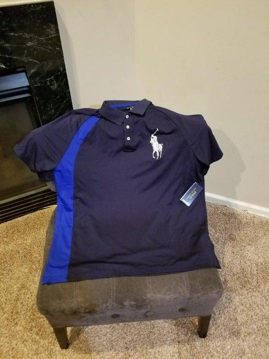 Polo Ralph Lauren Classic-Fit Tech Polo