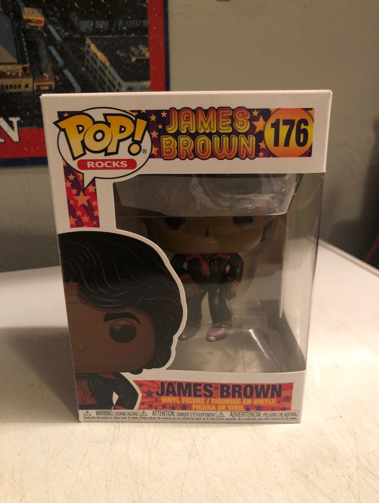 Funko Pop! James Brown