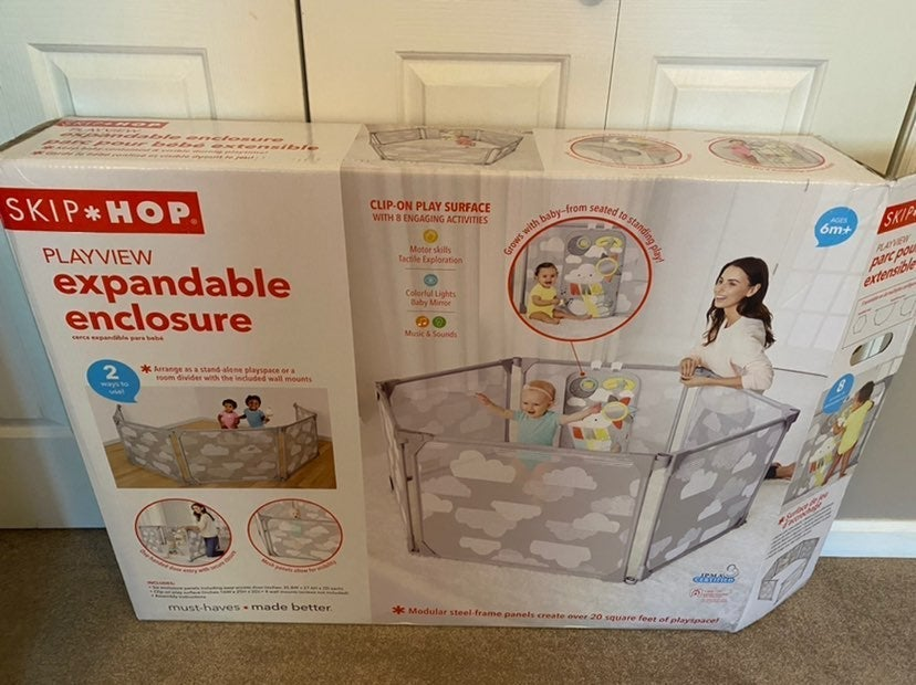 Skip Hop Expandable Playview playpen