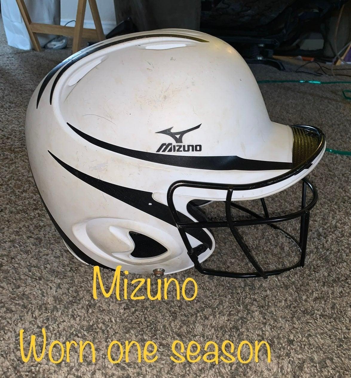 Mizuno Softball Helmet