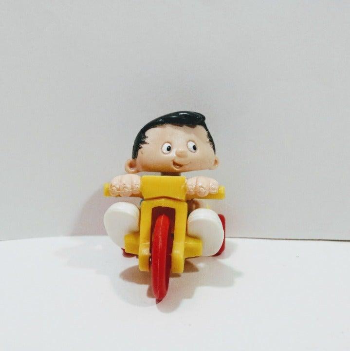 Toy Bobby's World Big Wheel