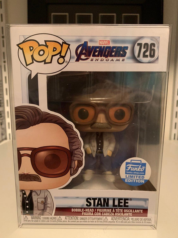 Stan Lee Funko Pop 726 Mint!