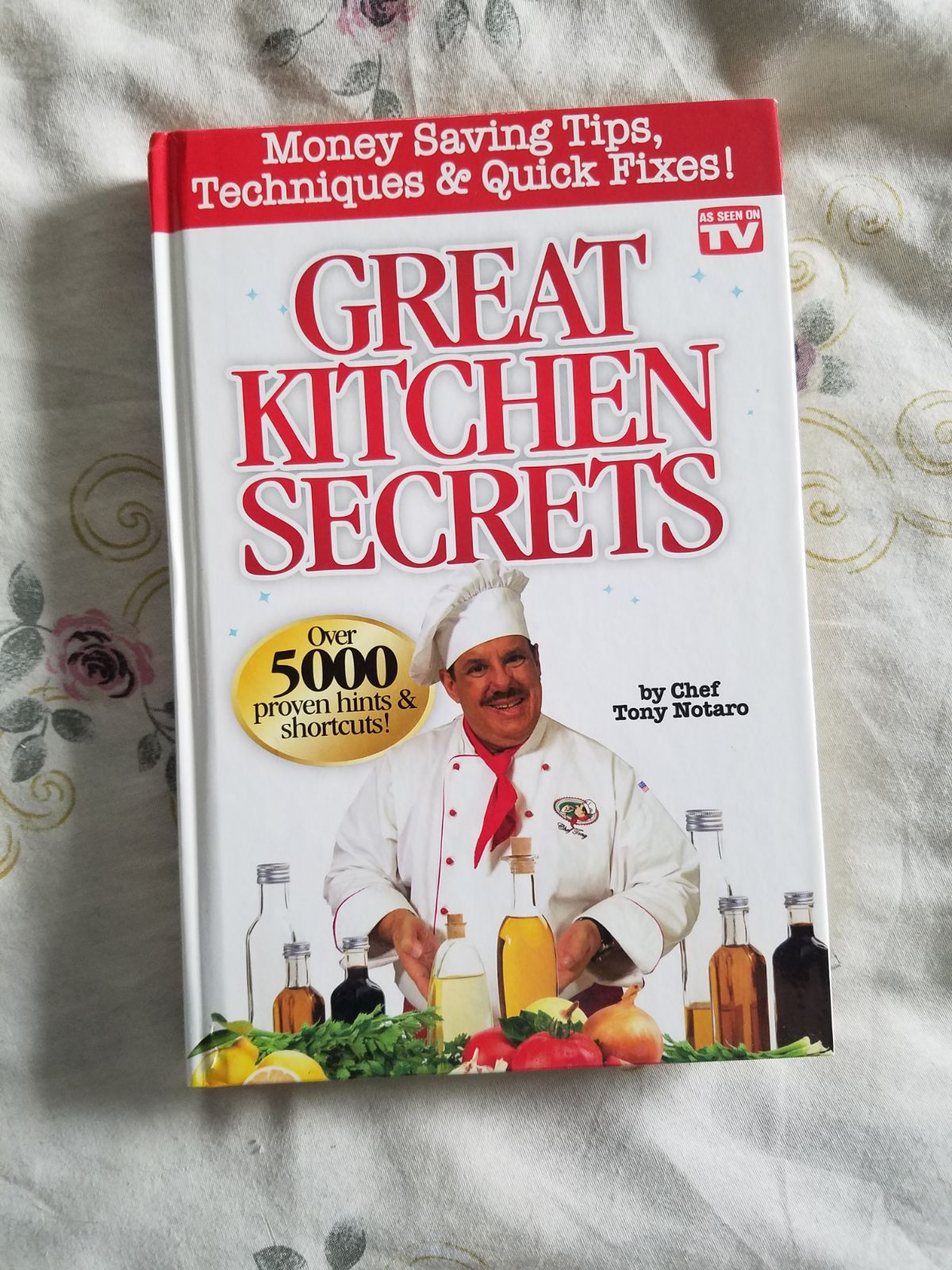 Great Kitchen Secrets book
