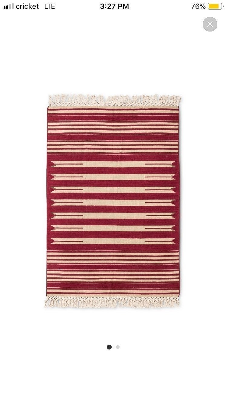 Project 62 Flatwoven Area Rug 5x7