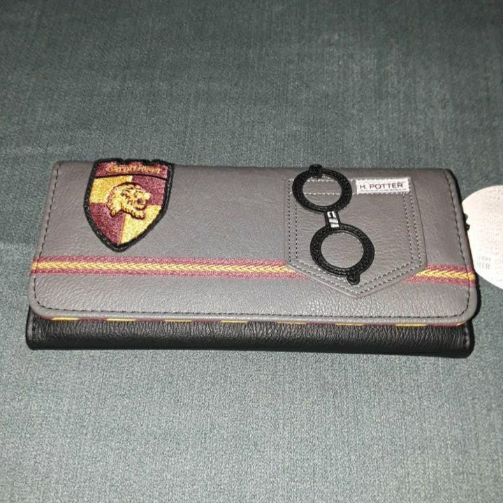 Harry Potter Gryffindor suit Wallet
