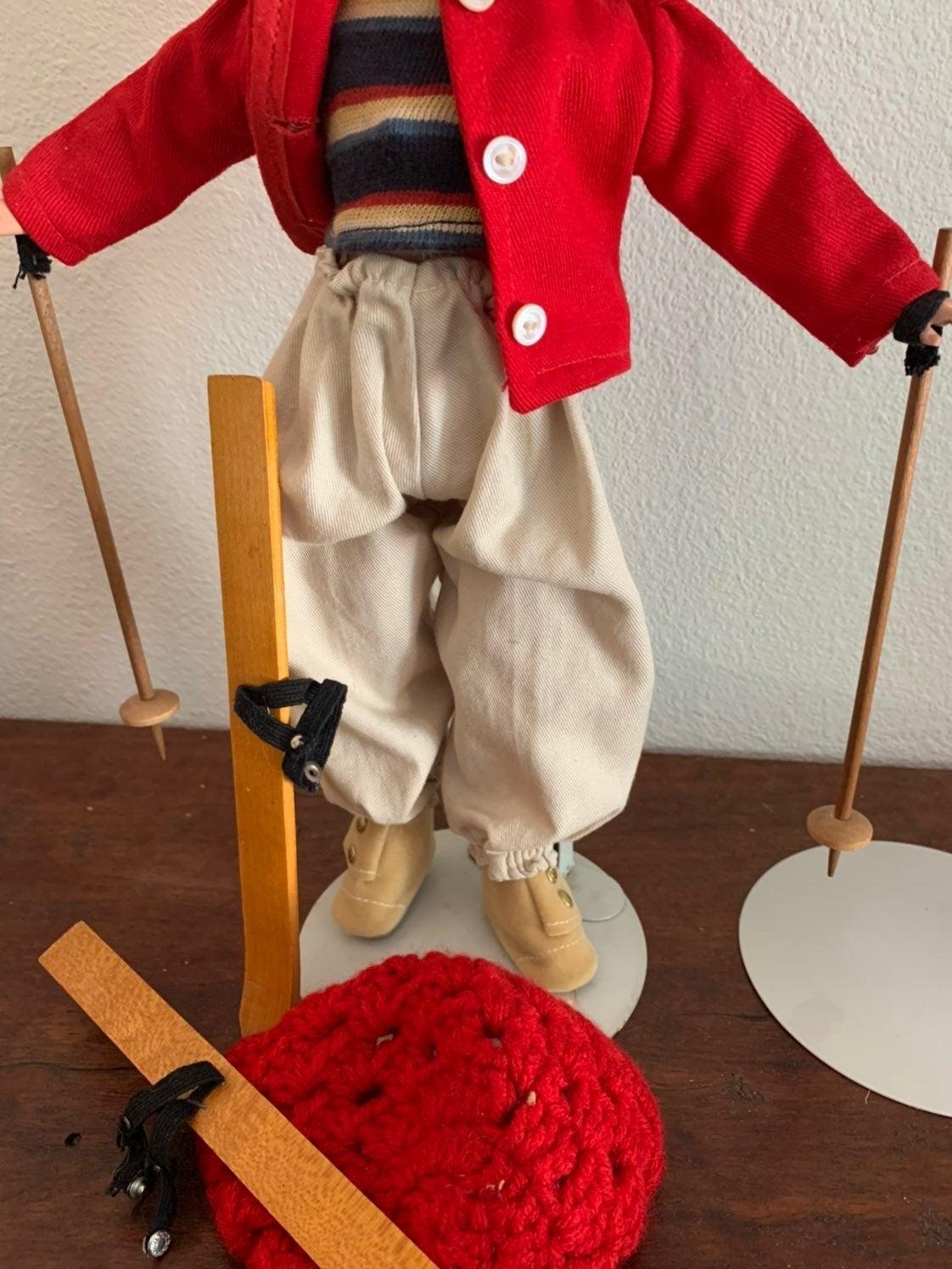 Madame Alexander Sonjis Heine ski outfit