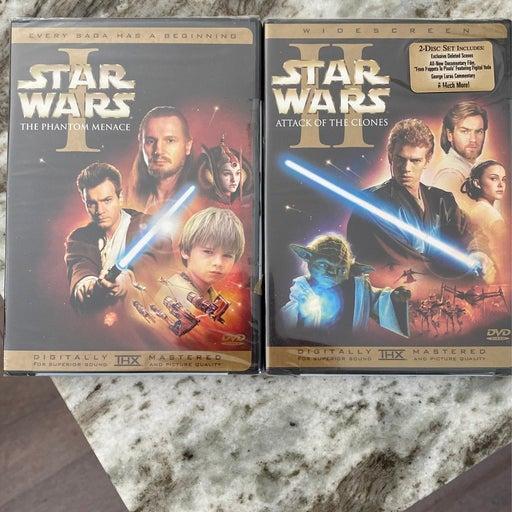 Star Wars DVD bundle *sealed*