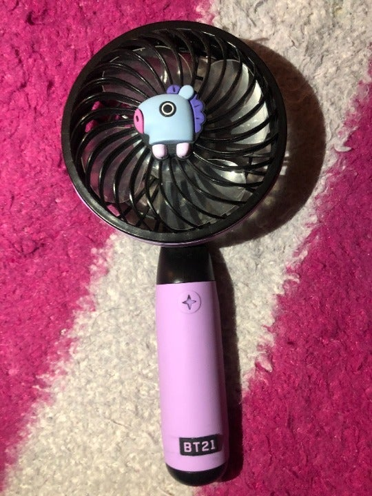 BTS Mang Fan