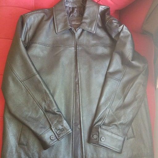 Covington Leather jacket