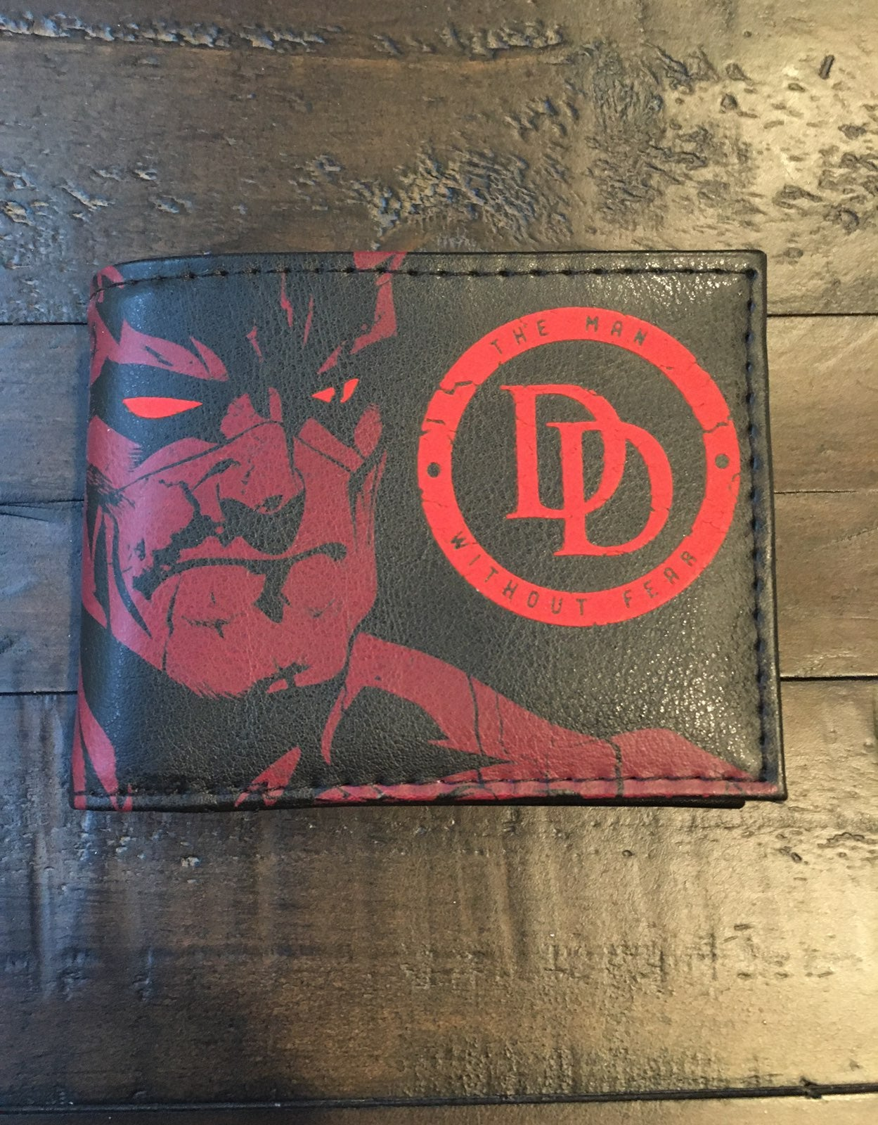 Marvel Daredevil Bifold Wallet