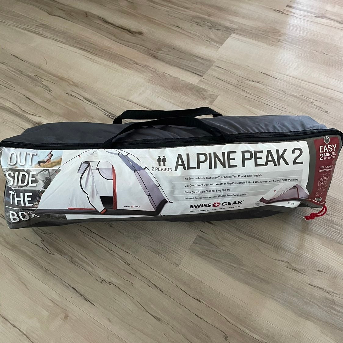 Swiss Gear Alpine Peak 2