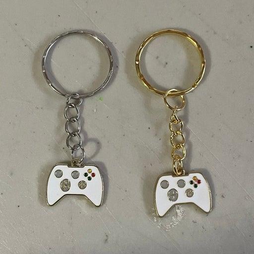 Xbox White Controller Keychain