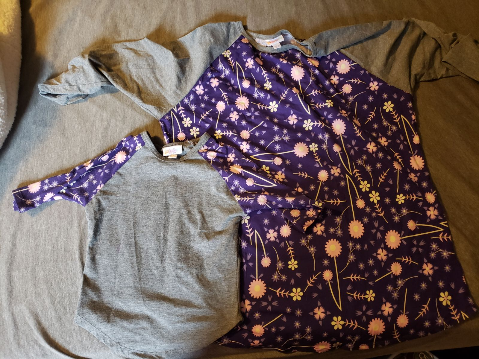 Lularoe mommy and daughter set