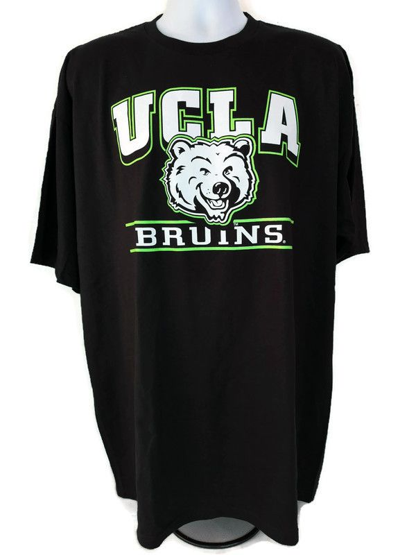 UCLA Bruins T-Shirt Champ Black Size 2XL
