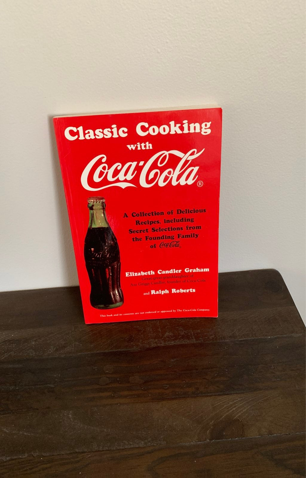 Coca cola cookbook