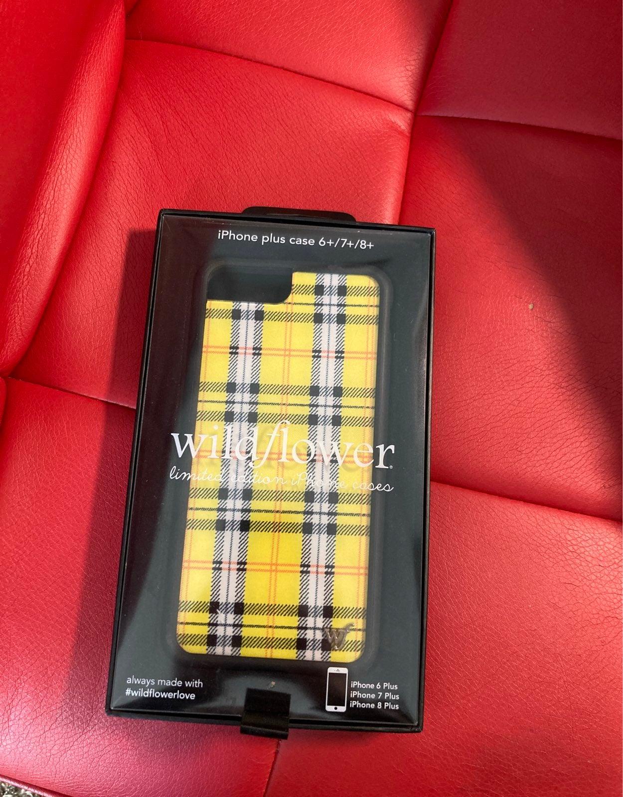 Wildflower iPhone 8 Plus Case