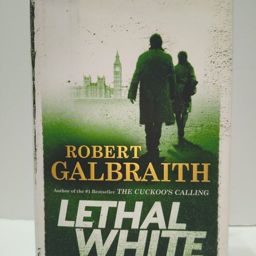 Lethal White Noval Book