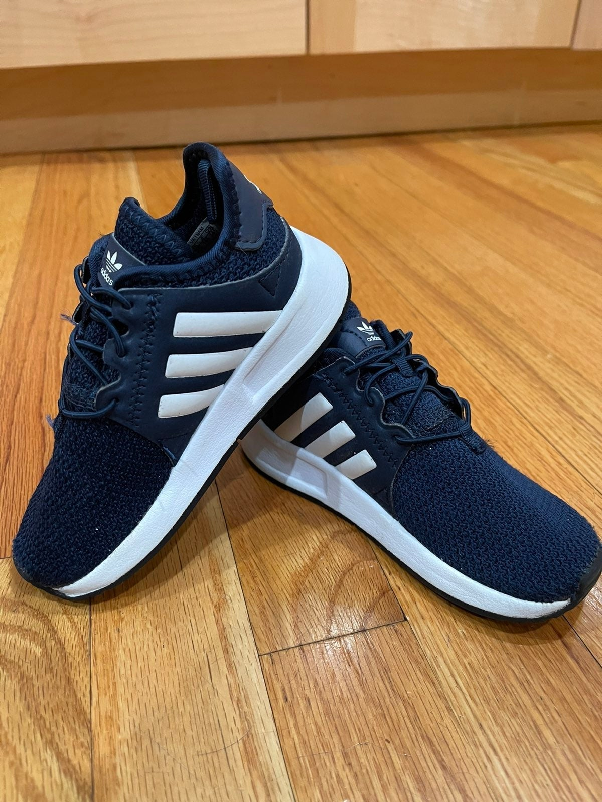 Adidas Ortholite Sneakers Toddler 8 EUC.