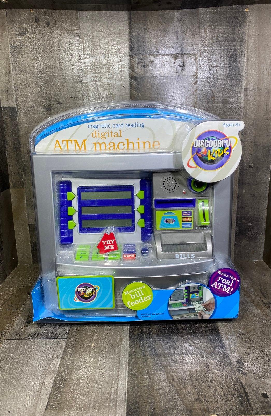 Discovery Kids Digital ATM Machine/ Soun