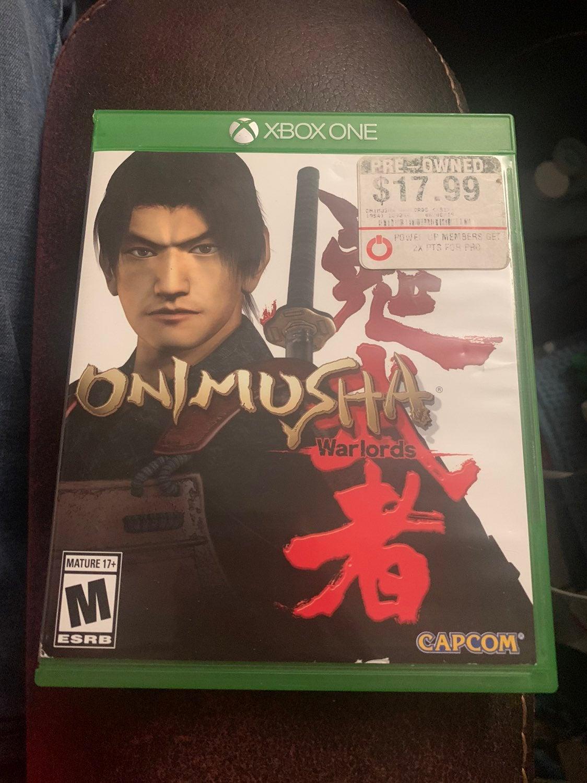 Xbox One Onimusha