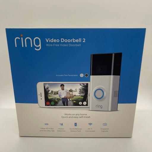 New Ring Video Doorbell 2