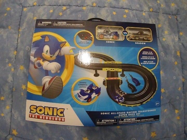 Sonic & Shadow All Stars Racing