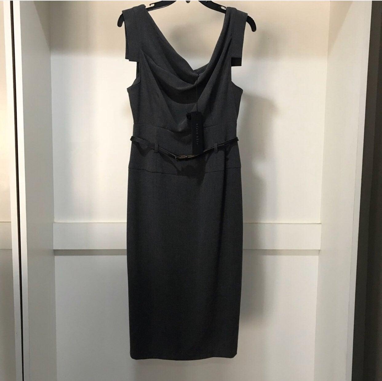 Women's Dress Black Halo Jackie O Dress