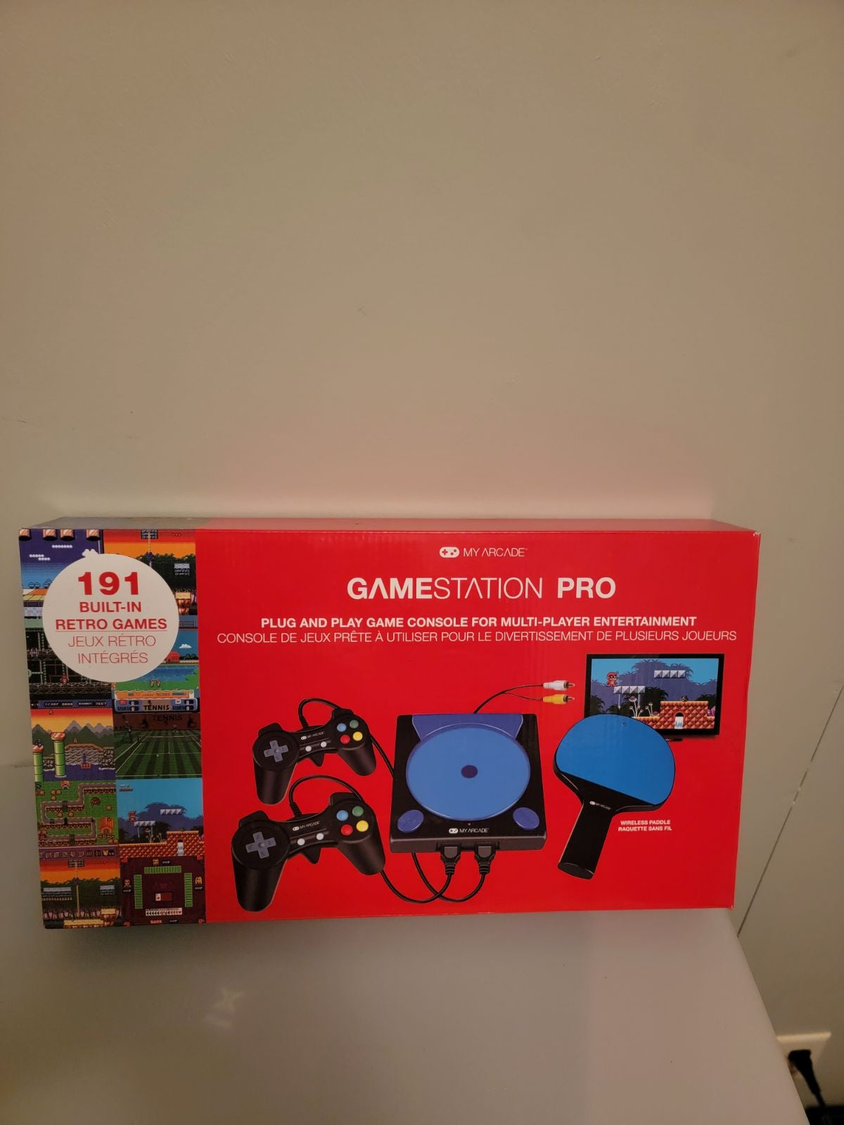 Game station pro