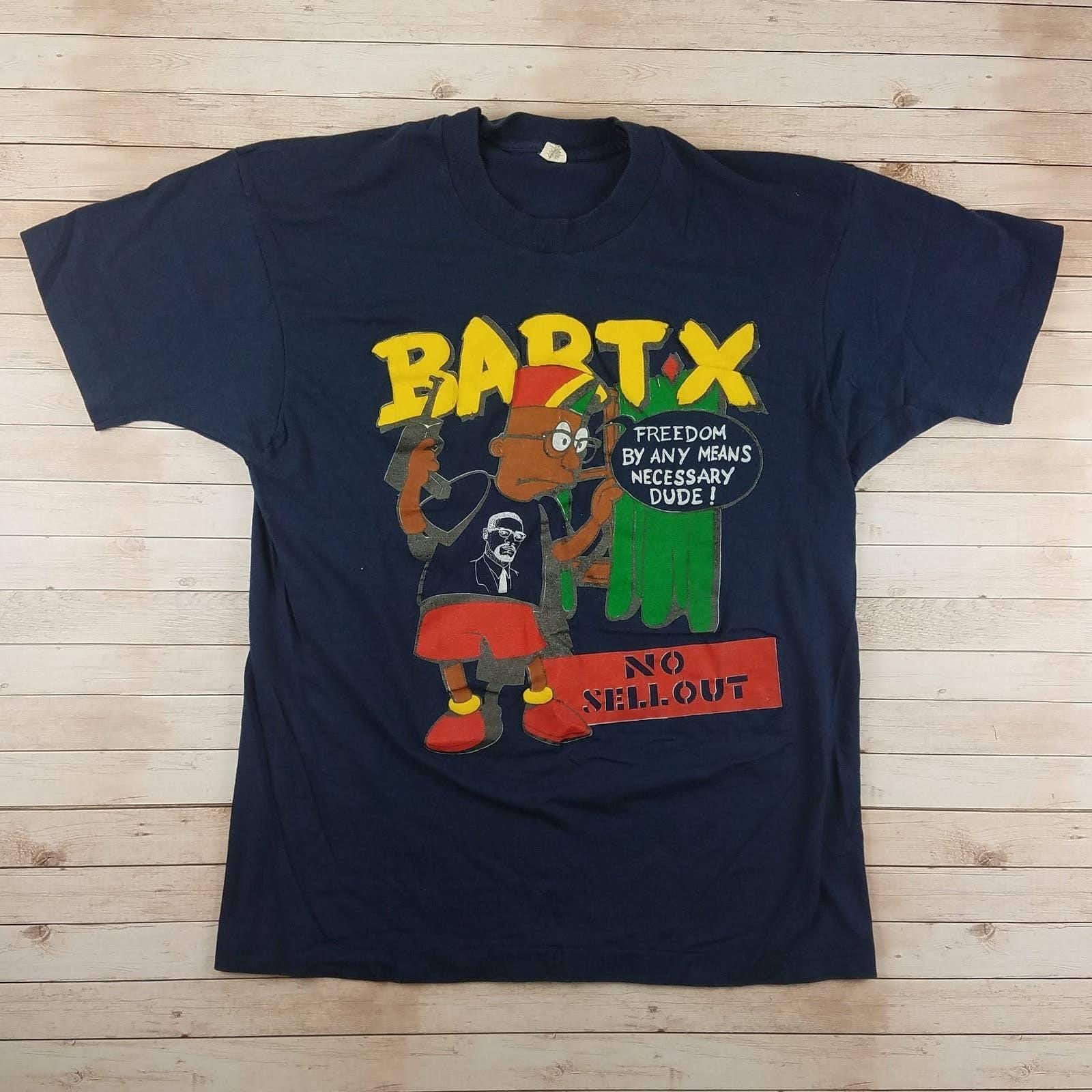 VTG 90s Black Bart Screen Stars T-Shirt