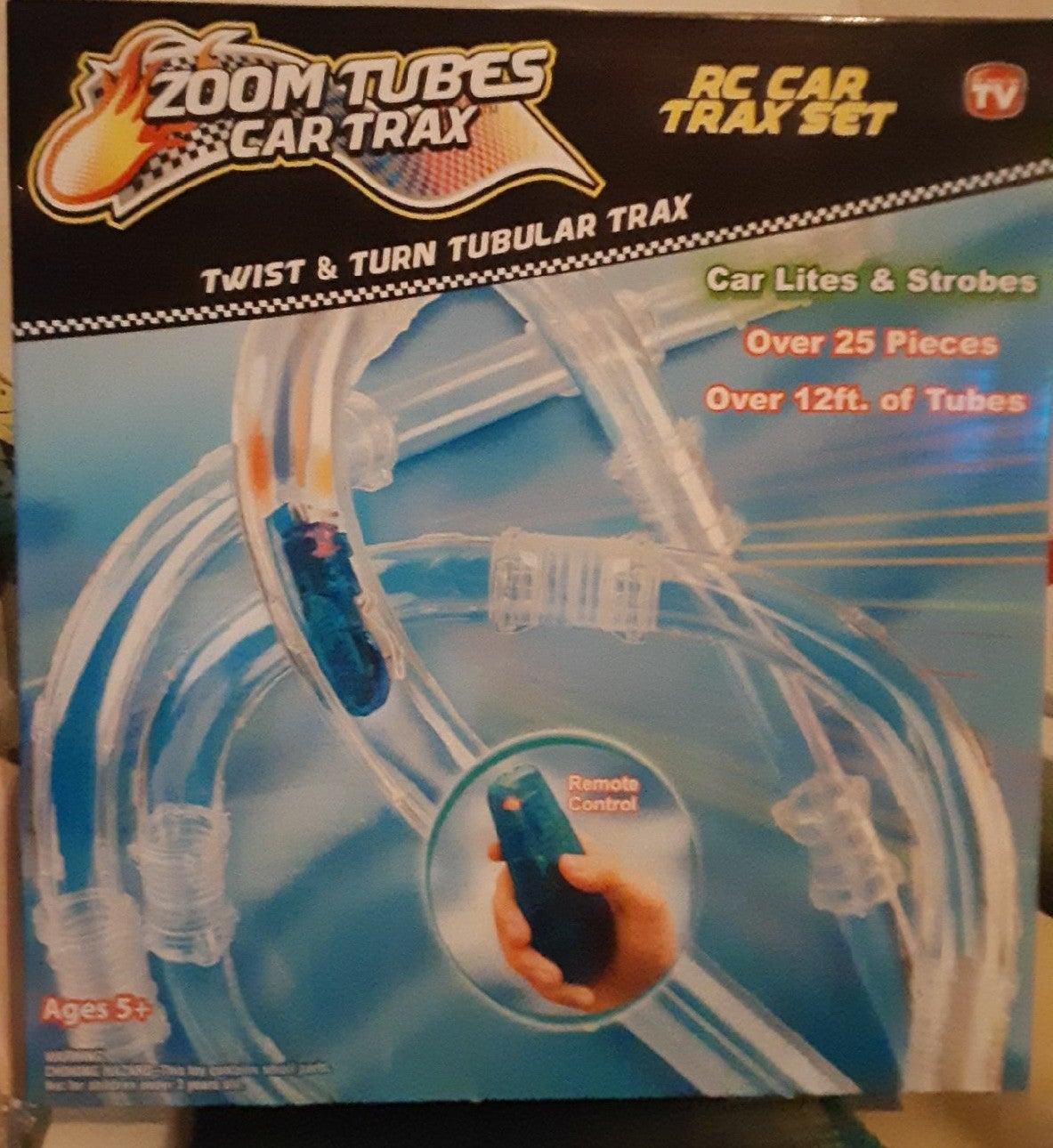 Zoom tubes