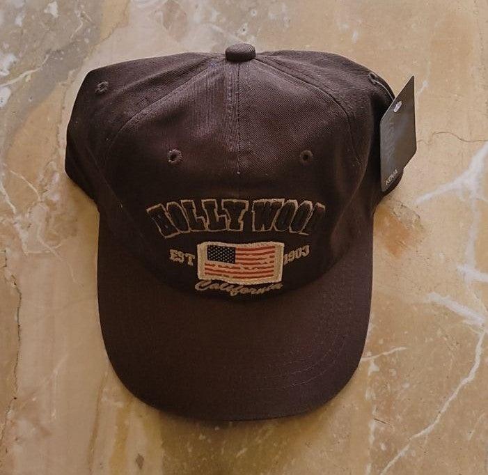 Hollywood California Cap