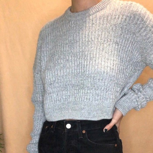 UO knit sweater