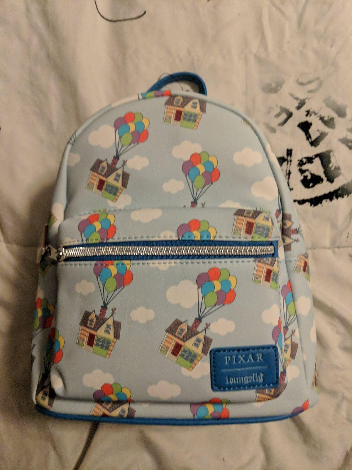 Loungefly Disney Pixar Up House Backpack