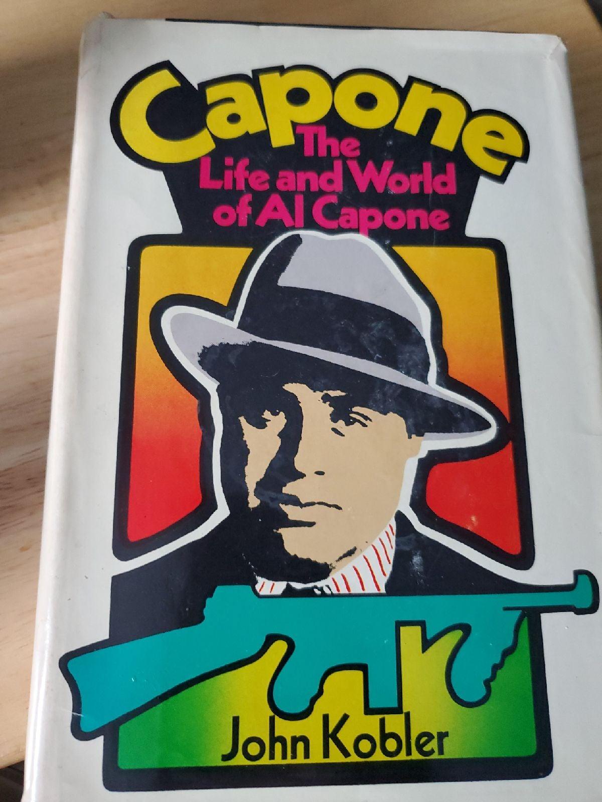 Capone: The Life and World of Al Copone