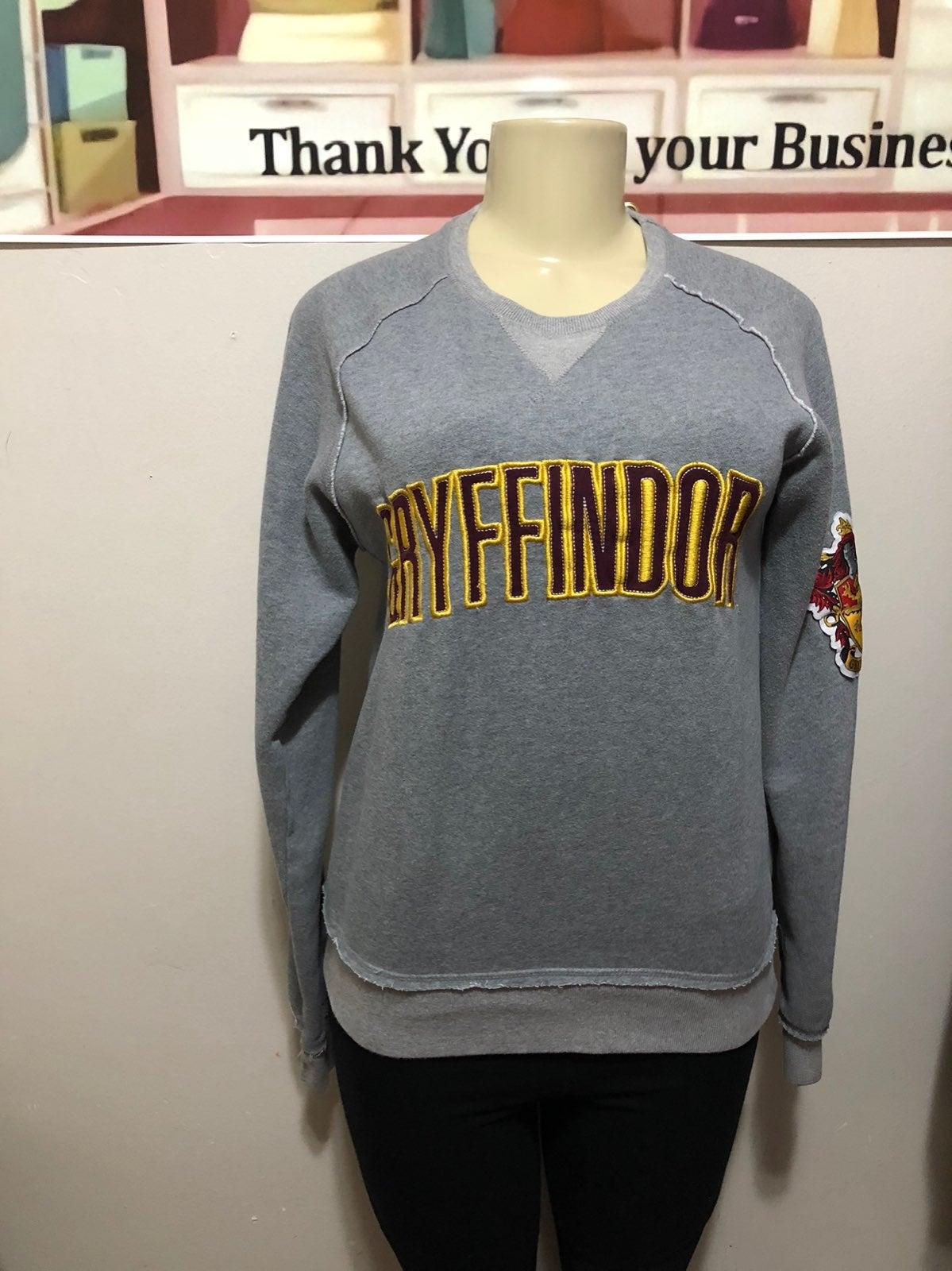Harry Potter Gryffindor sweatshirt small