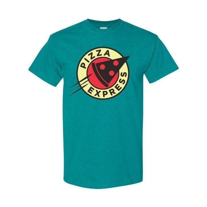 Planet Pizza Express Shirt Medium