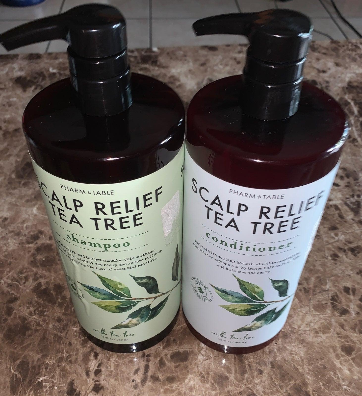 Scalf Relief Tea Tree