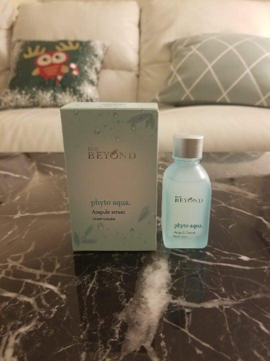 [KBeauty] Beyond Phyto Aqua Ampule Serum