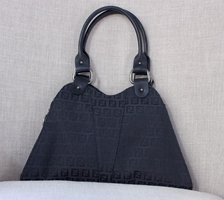 Fendi Shoulder Bag Vintage COA