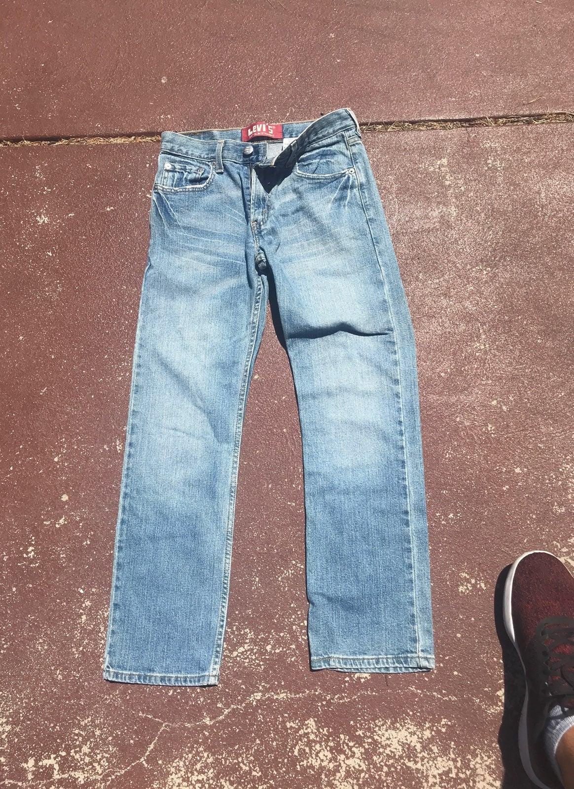 levis jeans children
