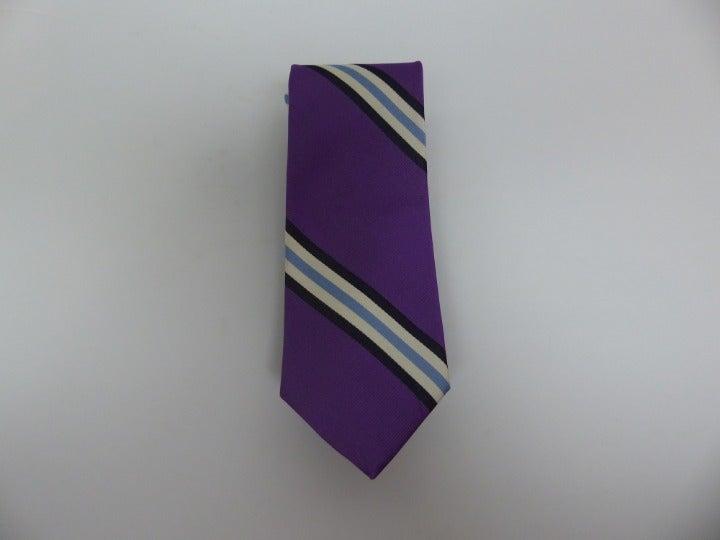 Brooks Brothers  100% Silk Striped Tie