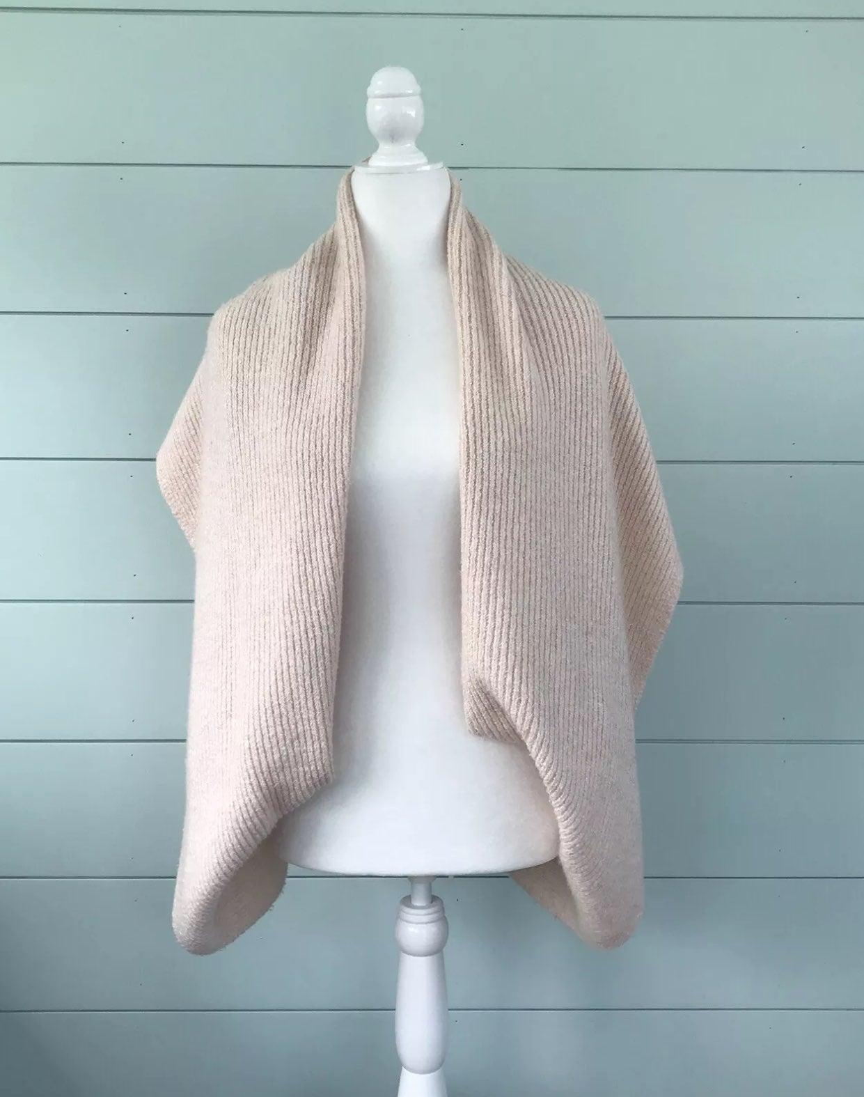 Purejill J Jill  Cocoon Cardigan Sweater