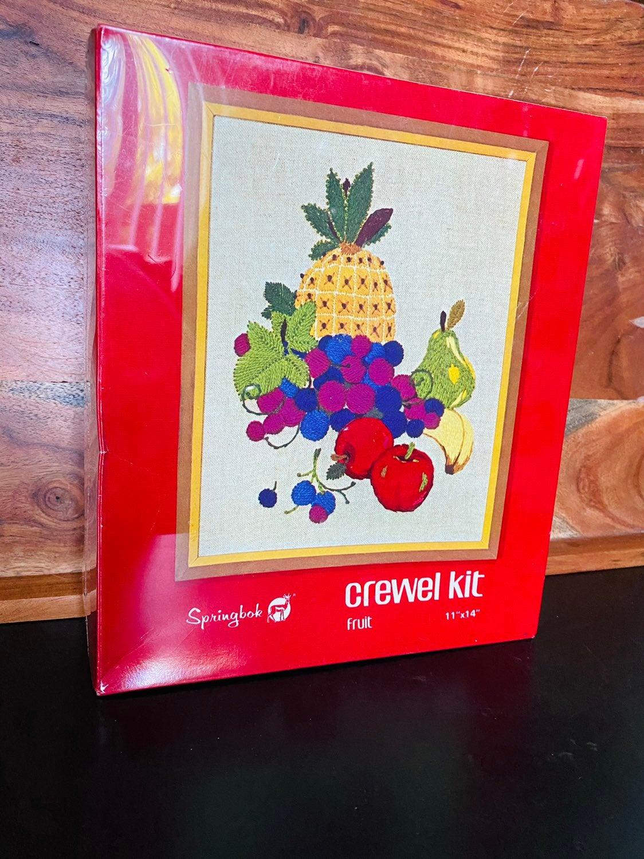 Springbok Crewel Kit