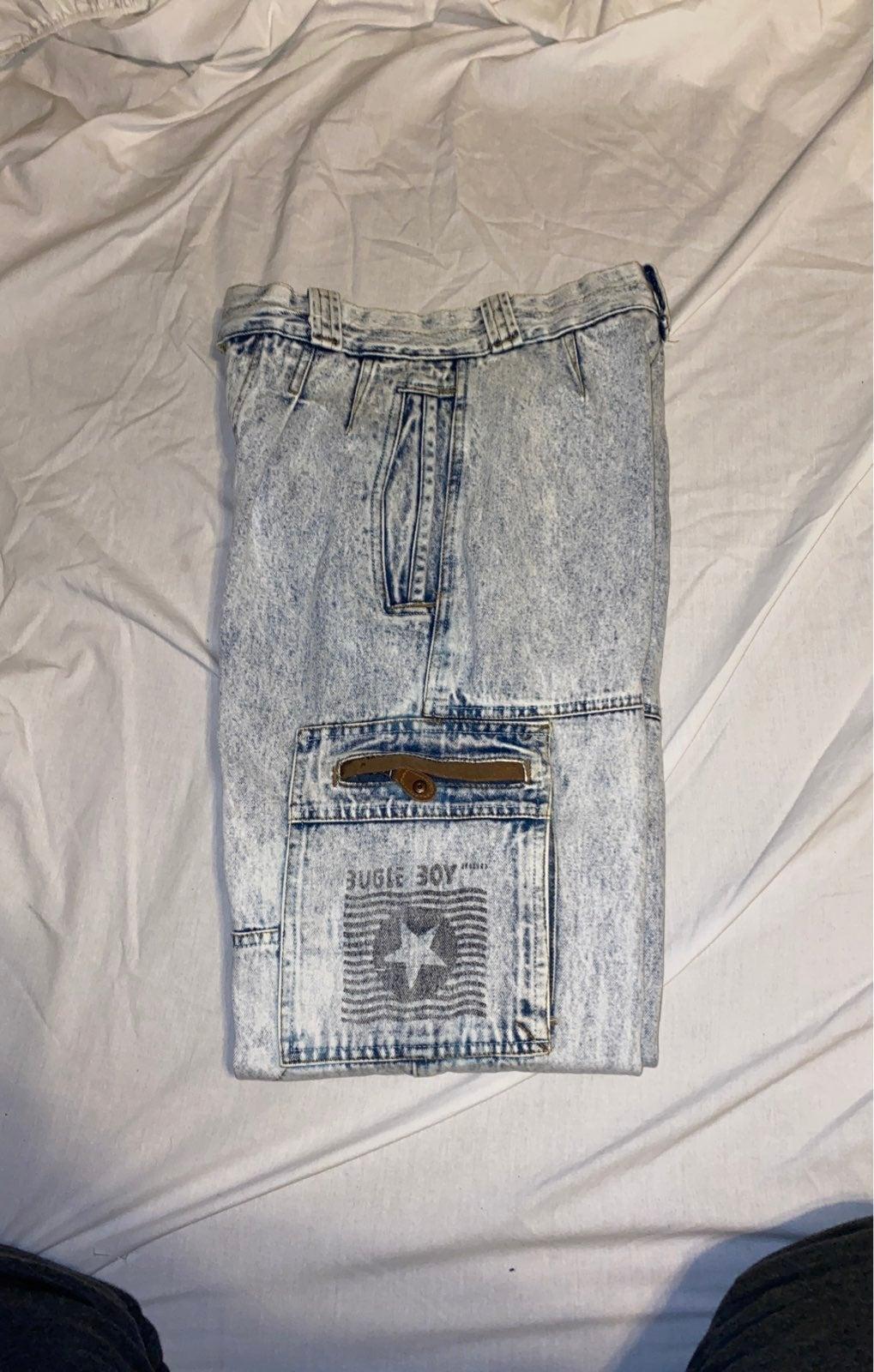 RARE Vintage Bugle Boy Jeans