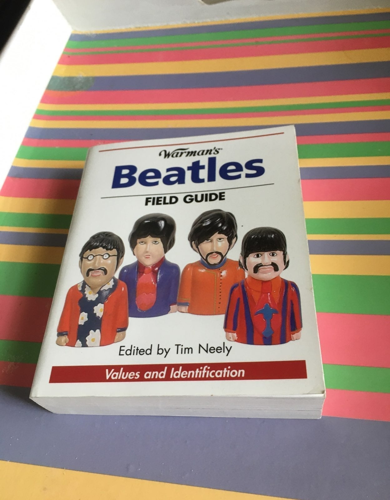 Beatles Field Guide book