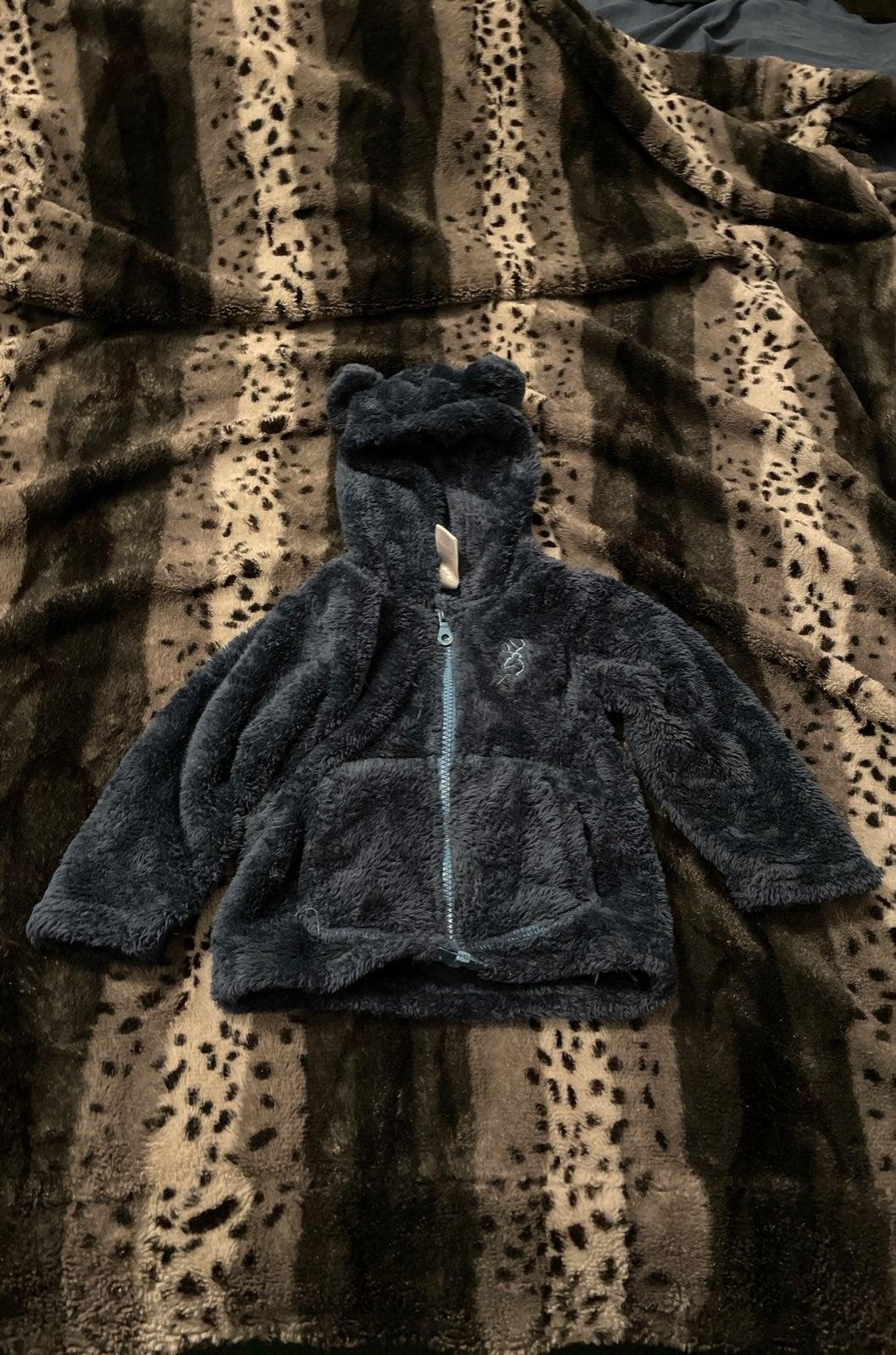 Jacket for toddler